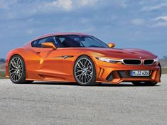 Family Cars BMW Coupé (Illustration) - So far, we only know the latest addition to the BMW family as a roadster! But why should not there be a BMW Coupe? Bmw Z4, Bmw Sedan, Bmw Roadster, Concept Bmw, Carros Bmw, Automobile, Bmw Autos, Bmw Classic Cars, New Bmw