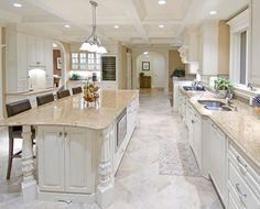 Love the granite color!
