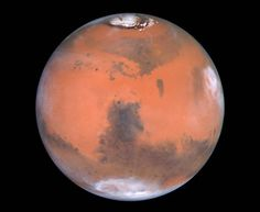 Mars is in opposition the week of March 5, 2012.  Look for Mars in the constellation Leo.  Photo credit to Hubble Space Telescope.