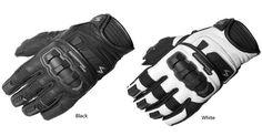 Scorpion KLAW II Sport Gloves. Short Cuff Leather Riding Glove.