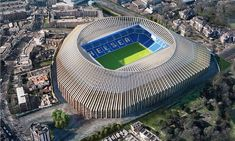 Chelsea bid to smooth Stamford Bridge plans with fans deal