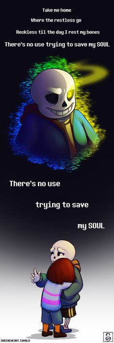 Undertale: Just Give Up, I Did by Shrineheart I'm sobbing.