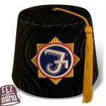 When did I become a hat collector? I blame T.E. Heidel. And oh, how I covet this fez...