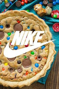 logo, Nike, tapisserie