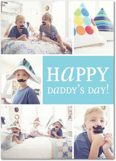 Happy Daddy's Day!  Father's Day cards from Treat.com