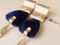 Earrings   Paola C. Gioielli    Fine Jewelry and Art  www.paolacdesign.com
