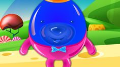 Jelly Bears | Humpty Dumpty Sat On A Wall | Nursery Rhymes For Kids And Childrens | Baby Songs