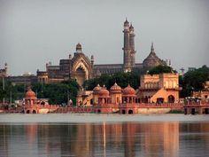 #Travel #Lucknow #india #Bada Imambada