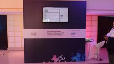 Visit the demo zone  to see Cisco Technologies in action. And there are exciting rewards as well #CIPC2015