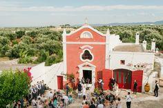 Wedding in Masseria - Apulia, ITALY. www.aberrazionicromatiche.com Masseria torre Coccaro