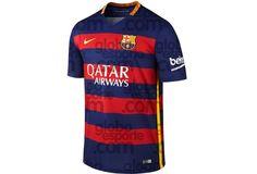 Montagem - Camisa Barcelona logo globoesporte