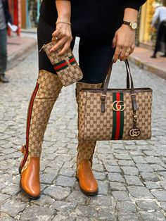 Versace Boots, Gucci Boots, Cute Shoes, Me Too Shoes, Gucci Handbags Outlet, Gucci Purses, Prada Handbags, Luxury Handbags, Gucci Outlet