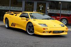 1999 Lamborghini Diablo - VT Roadster |
