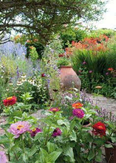 Monk's House - #VirginiaWoolf's garden