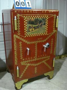 Viewing a thread - Does anyone collect antique Safes ? Antique Safe, Bank Safe, Safe Vault, Cash Box, Safe Lock, Deposit Box, Secret Rooms, Vaulting, Custom Paint