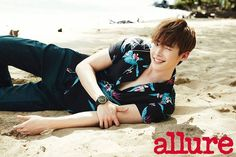 Lee Jong Suk for 'Allure'