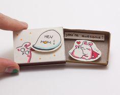 Lustige Muttertagskarte / Awesome Mom Card / Amazing von shop3xu