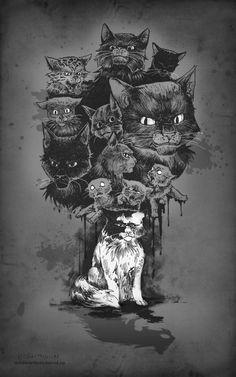The darkness by eighthSun on DeviantArt