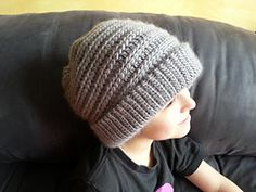 Ravelry: Big Worm - A Hooked Hat pattern by Nina Leon