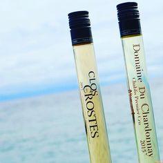 Wines in Sea breeze    日本海をのぞむ、  さわやかなワインたち✨    #france #wine #glass #drink #terroirs #drink #sea #ocean #terroirsdefrance #summer #August #rosewine #whitewine #winetasting #vacance #like #lovewine #present #gift #ワイン #フランス #プロヴァンス #シャルドネ #ロゼ #ギフト #グラス一杯の幸せ #夏 #8月  #海 #奥尻 #北海道