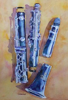 Ciclo de música: Cuarteto de clarinetes. Sábado 18 de febrero, 2017. Sala Federico Campbell • 18 h • Entrada libre