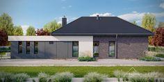 Projekt domu HomeKONCEPT-32 | HomeKONCEPT New House Plans, Gazebo, New Homes, Outdoor Structures, How To Plan, Outdoor Decor, Design, Home Decor, Houses