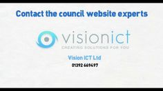 Design Council website, Local government Transparency