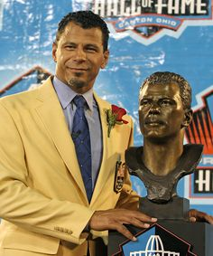 Image Detail for - HOF woodsonbust 249x300 NFL Hall of Famer Rod Woodson to be honored at ...