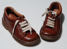 Jongens schoenen jaren 70