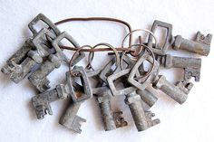 What is about old keys? #profoundquestions