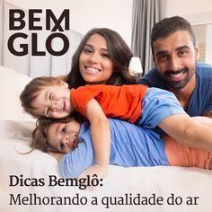 Confira o post de hoje e entenda por que é tão importante contar com a ajuda de um purificador de ambiente na sua casa, vem! #bemglo #dicasbemglo #purificadordear