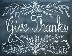 oh, sweet joy!: on being thankful