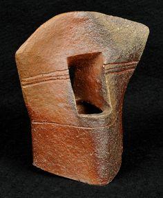 Bizen ceramists Wakimoto Hiroyuki (Japanese:1952) -  Show in 2009