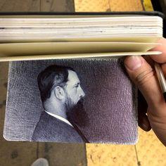 Sketchbook by Nicolas V Sanchez
