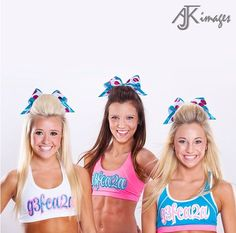why are they so perfect?! Jamie, Reagan, & Peyton.