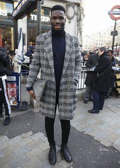 London Men's Street Style Winter 2015
