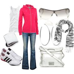 huge discount 8f0f9 2fa5d A fashion look from October 2011 featuring nike hoodie, old navy tank tops  and zip jeans. Browse and shop related looks.