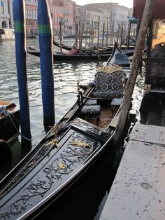 Gondola in Italy