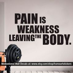 21 Best Gym Wall Art Images Gym Home Gyms At Home Gym
