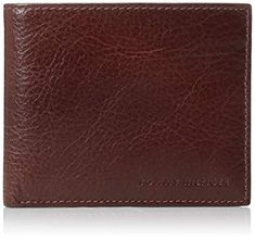 bc5877733ff84 Tommy Hilfiger Men s Leather Passcase Wallet with Removable Card Holder