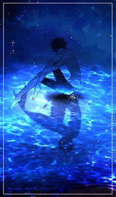 Haru Nanase // Free! Iwatobi Swim Club