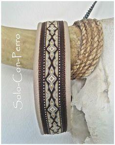 WACAPI - Zugstopp Hundehalsband von °Solo-Con-Perro° http://de.dawanda.com/shop/Solo-Con-Perro