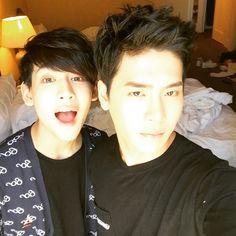 Bambam + Jackson
