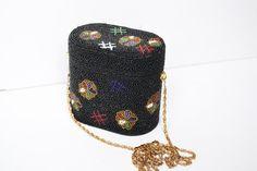 bolso pequeño retro de fiesta por Limbhad en Etsy