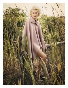 Numéro # 156 September 2014 | Veroniek Gielkens by Victor Demarchelier