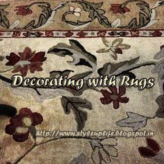 Area rugs can be a magical touch to your home decor. There is a dizzying array of choices in area rugs.  It makes selecting the right area rugs to match your needs can be a very challenging task indee