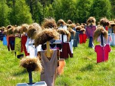The Silent People, Finland | HILJAINEN KANSA: IL POPOLO SILENZIOSO DI SUOMUSSALMI, IN FINLANDIA - http://www.greenme.it/viaggiare/europa/finlandia/16122-huljainen-kansa-popolo-silenzioso