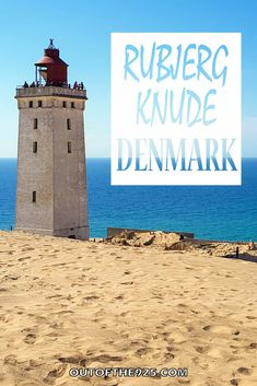 The Rubjerg Knude in Denmark is an amazing sight, one of the 16 best sights you cannot miss in Denmark, besides Copenhagen. This lighthouse is supposed to disappear into the sea by 2023 thanks to the dune and corrosion on the cliff it sits on.
