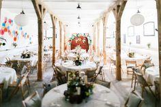 Moderne DIY-Hochzeit von Julia und Gil | Hochzeitsblog - The Little Wedding Corner