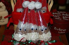 Cute Christmas gifts - snacks